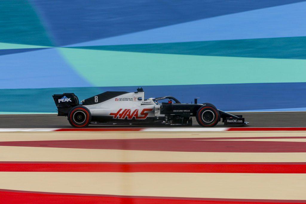 f1 grosjean bahrain 2020